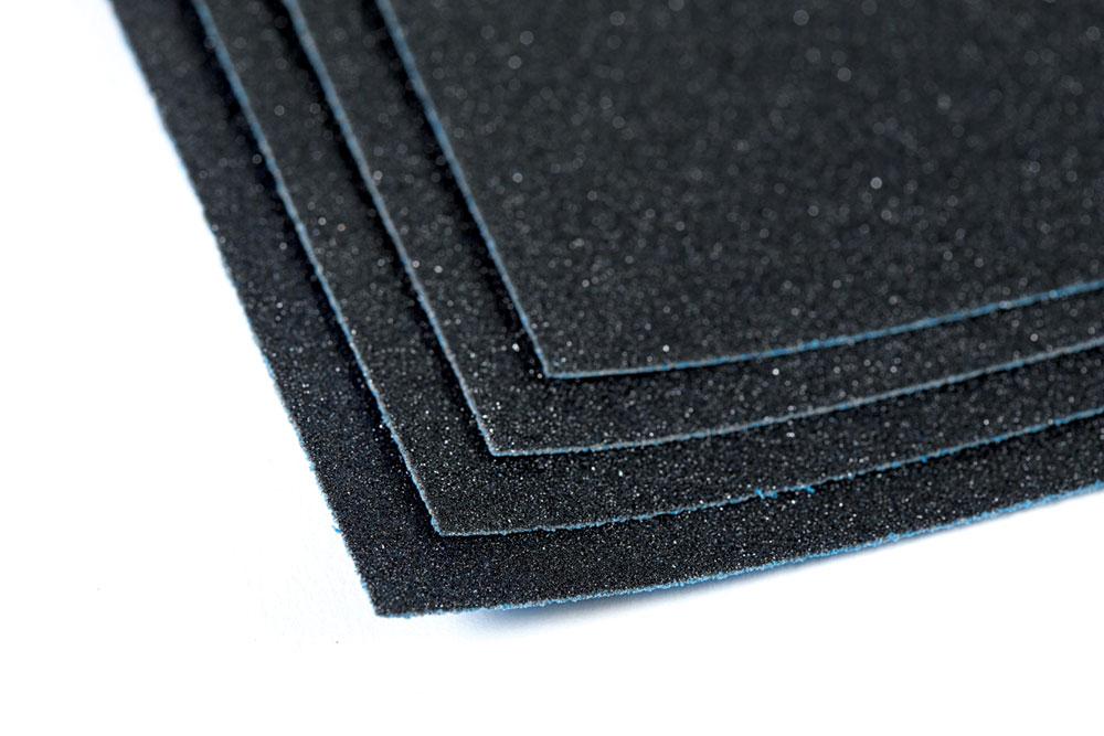 sandpaper for metal